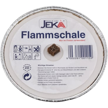 Jeka Flammschale
