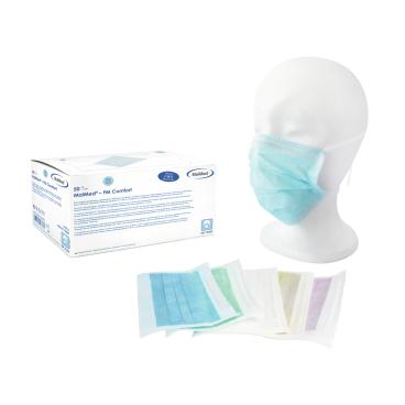 MaiMed® - FM Komfort OP-Mundschutz, gelb, zum Binden