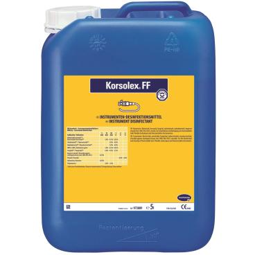 Bode Korsolex® FF Instrumentendesinfektion 5 l - Kanister