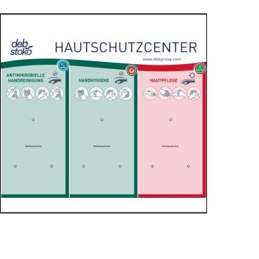 Deb Stoko® Handhygienecenter Spendertafel