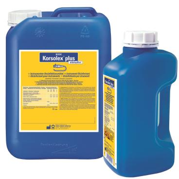 Bode Korsolex® plus Instrumentendesinfektion 2 l - Flasche