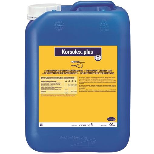 Bode Korsolex® plus Instrumentendesinfektion