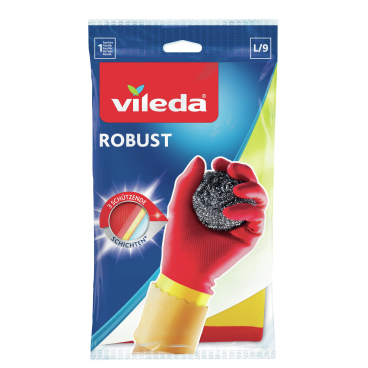 Vileda Handschuhe - Der Robuste
