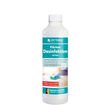 HOTREGA® Ultra Flächendesinfektion