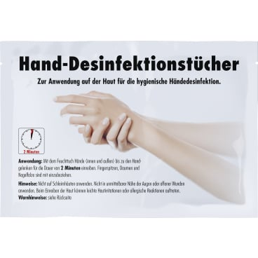 Sonax Hand-Desinfektionstücher