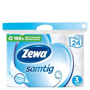 Zewa Samtig Toilettenpapier