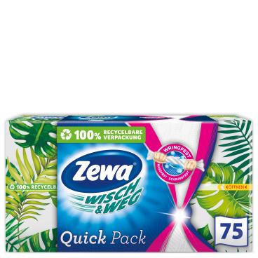 Zewa Wisch & Weg Quick Pack Küchenpapier