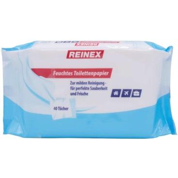 Reinex Feuchtes Toilettenpapier
