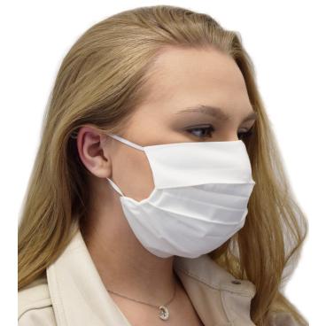 Mund- und Nasenmaske, feuchtigkeitsabweisend, wiederverwendbar