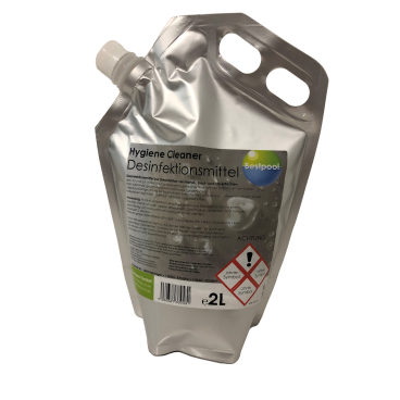 Bestpool Hygiene Cleaner Desinfektionsmittel, gebrauchsfertig