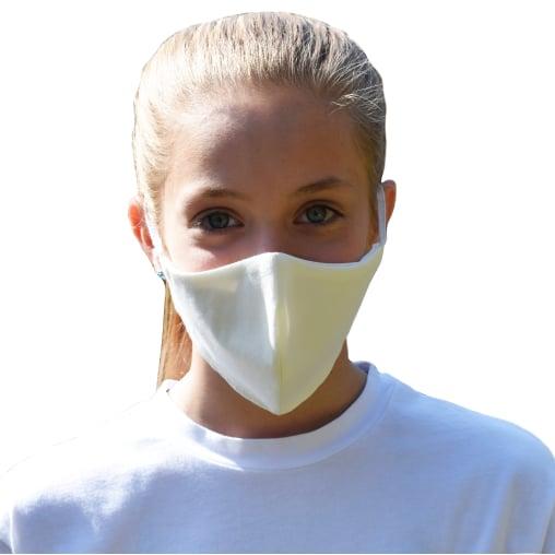Mund- und Nasenmaske für Jugendliche, wiederverwendbar
