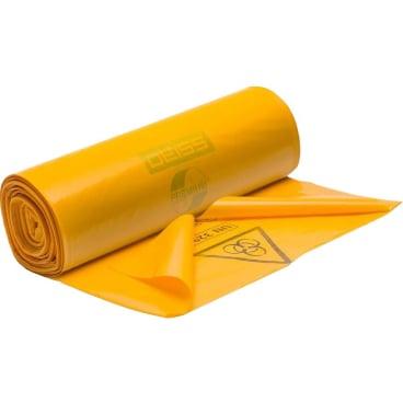DEISS Premium® Abfallsäcke für medizinische Abfälle, 120 Liter