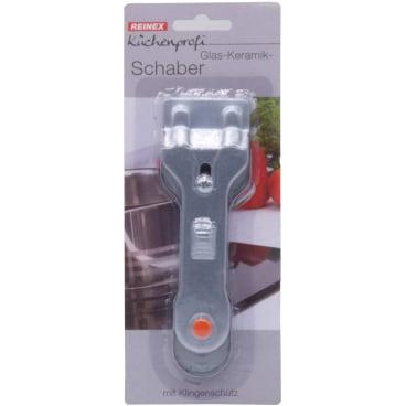 Reinex Pack Glaskeramik-Schaber