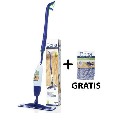 Bona Aktionsset Spray Mop für Holzböden