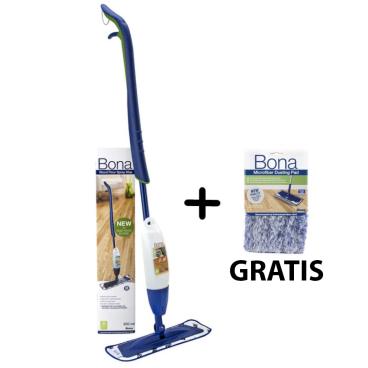 Bona Aktionsset Spray Mop für geölte Böden