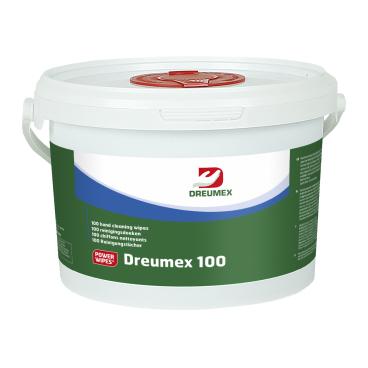 Dreumex 100 Reinigungstücher