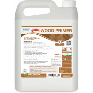 WOOD PRIMER Holzbodenversiegelung
