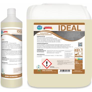 IDEAL alkalischer Feinsteinzeugreiniger-Konzentrat