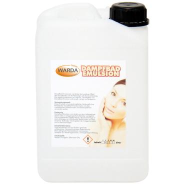 Warda Dampfbademulsion Lemongras 3 l - Kanister
