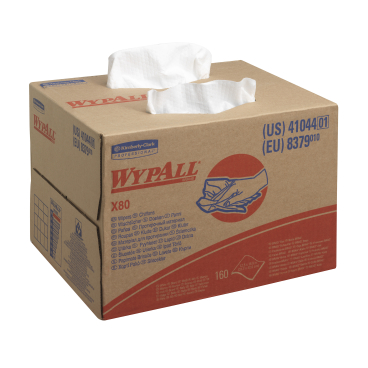WYPALL* X80 Wischtücher - BRAG* Box