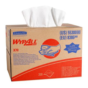 WYPALL* X70 Wischtücher