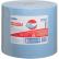 WYPALL* X70 Wischtücher, Großrolle, blau