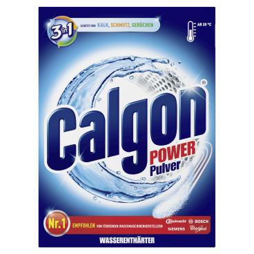 Calgon 3 in 1 Power Pulver Waschmaschinenpulver