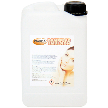 Warda Dampfbademulsion Orange-Honig 3 l - Kanister