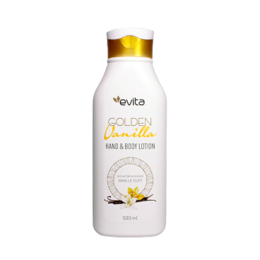 evita Golden Vanilla Hand & Body Lotion