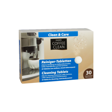 Hagners Coffee Clean Reiniger-Tabletten