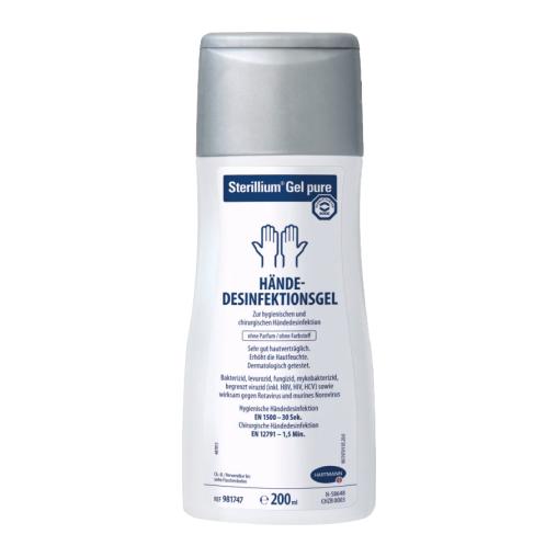 Bode Sterillium® Gel pure Händedesinfektion, 85% Ethanol
