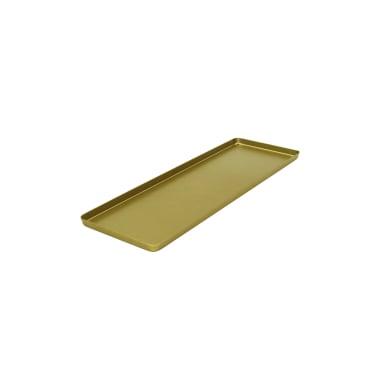 SCHNEIDER Ausstell-/Thekenbleche, gold