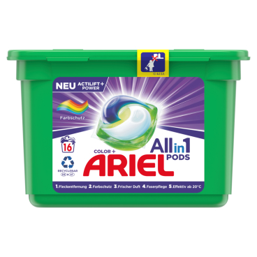 Ariel All in 1 PODS Colorwaschmittel