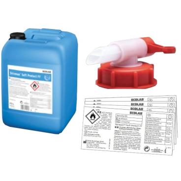 ECOLAB Skinman® Soft Protect FF Händedesinfektion Set