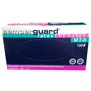 Semperguard® Einmalhandschuhe, Latex