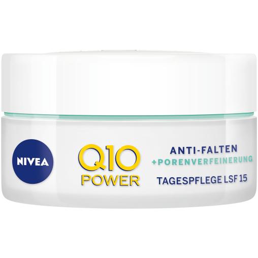 NIVEA Q10 POWER Anti-Falten +Porenverfeinerung Tagespflege