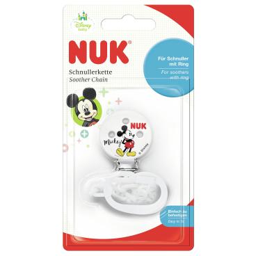 NUK Disney Mickey Mouse Saugerkette