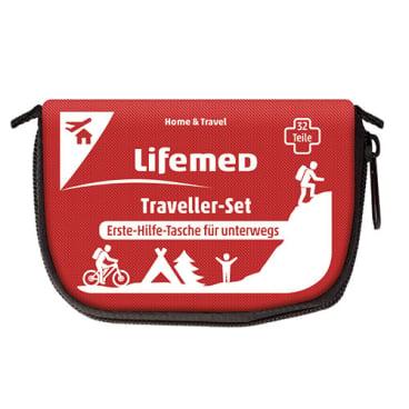 Lifemed Travel Erste-Hilfe-Set, 32-teilig