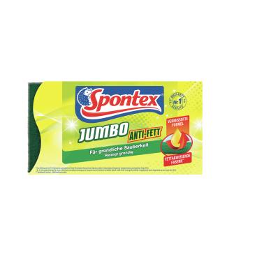 Spontex Jumbo Anti-Fett Topfreiniger