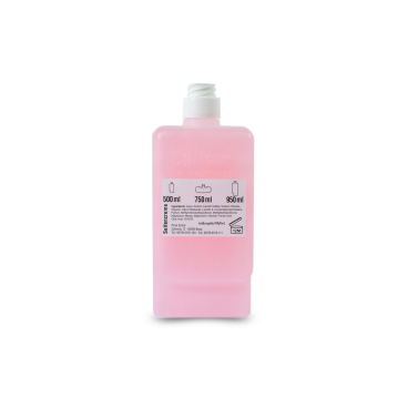 Flüssigseife in Kartuschen, rosa