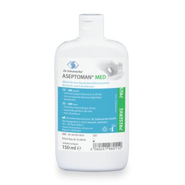 Dr. Schumacher ASEPTOMAN® med Händedesinfektion