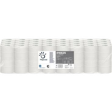 Standard Toilettenpapier Krepp, 1-lagig, natur
