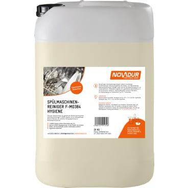 NOVADUR Spülmaschinenreiniger Gastro F-MO384 Hygiene