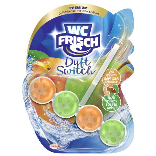 WC Frisch Premium Duft Switch Duftspüler