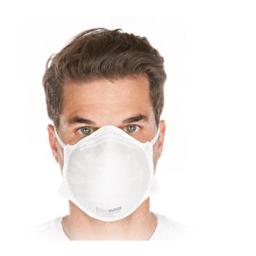 HYGOSTAR® FFP2 Atemschutzmaske, ohne Ventil