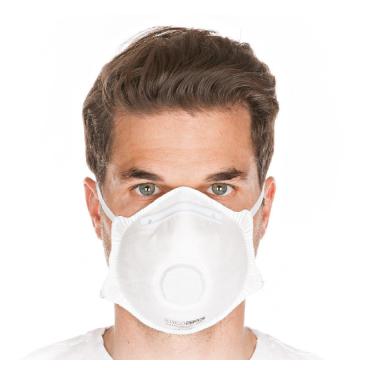 HYGOSTAR® FFP2 Atemschutzmaske, mit Ventil