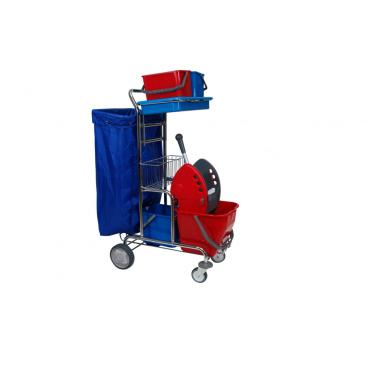 Gerätewagen AT 102 - 1 x 120 l