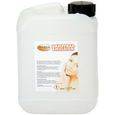 Warda Dampfbademulsion Papaya 5 l - Kanister