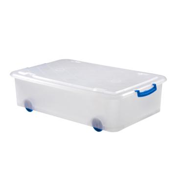 Gies giesline Rollbox, transparent/blau