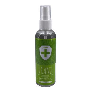 FRANZ Flächendesinfektion mit 80%V/V Ethanol
